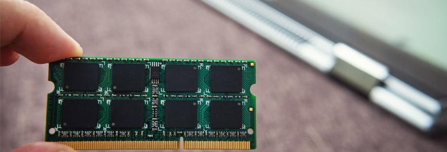 Pièces détachées pour PC barrettes mémoire